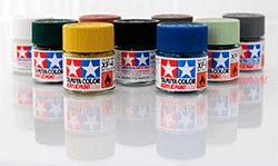 Акриловые краски Tamiya